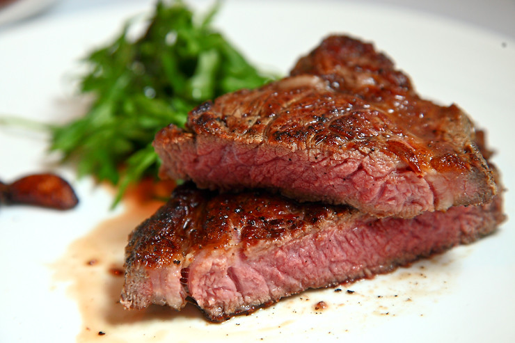 Medium-Steak