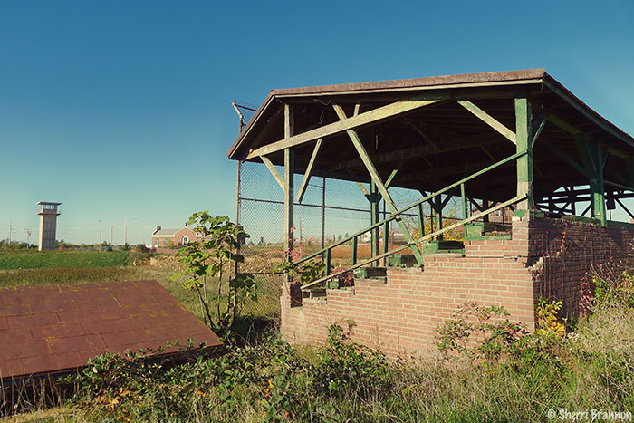 Abandoned prison - Lorton, VA