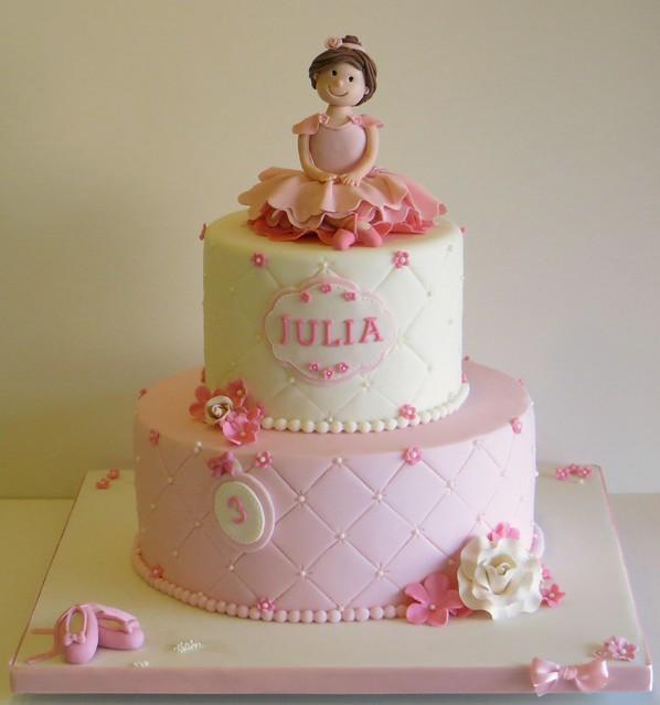 Ballerina Cake Flickr Photo Sharing