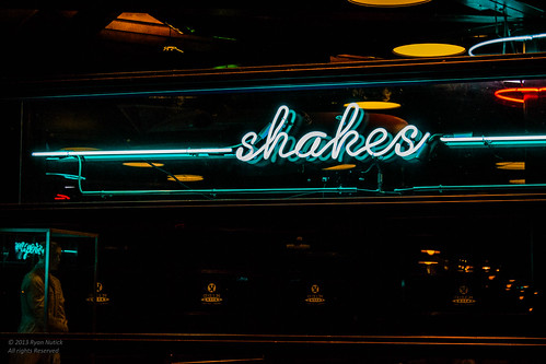 Shakes, Shimmies and Rolls