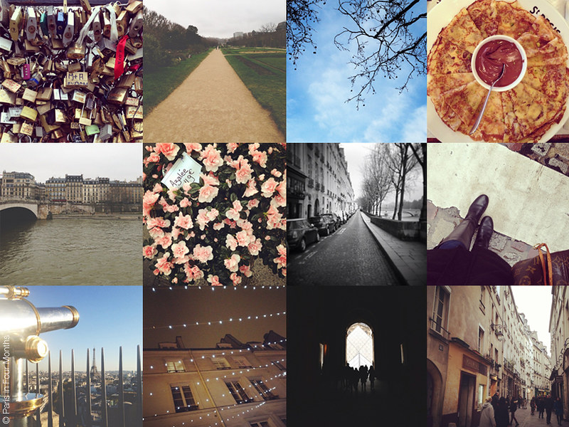 Paris in Four Months on Instagram by Carin Olsson (Paris in Four Months)