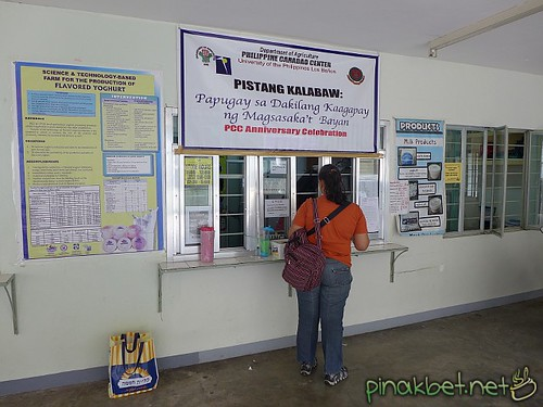 Dairy Corner at Philippine Carabao Center