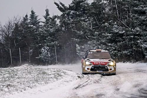 Sordo Rally Monte Carlo 2013