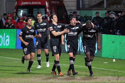 Taça de Portugal: Vitória SC 2-1 Braga