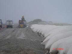 Sea Gull Sandbag Inspector