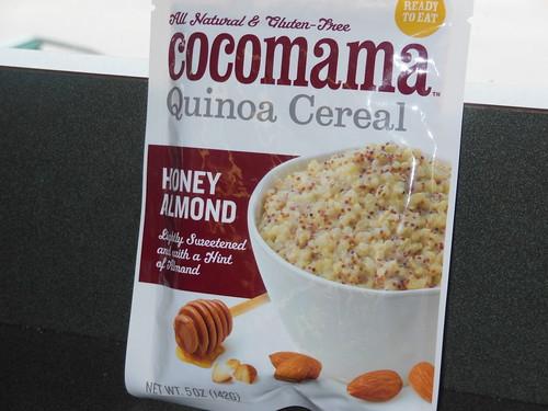 cocomama quinoa cereal