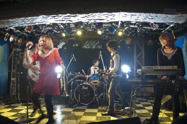 新感覚インストユニット山崎千裕+ROUTE14band、アメリカデビューツアー!09