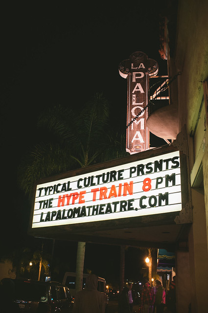 Hype Train Premier @ La Paloma Theater
