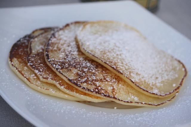 Welsh pancake