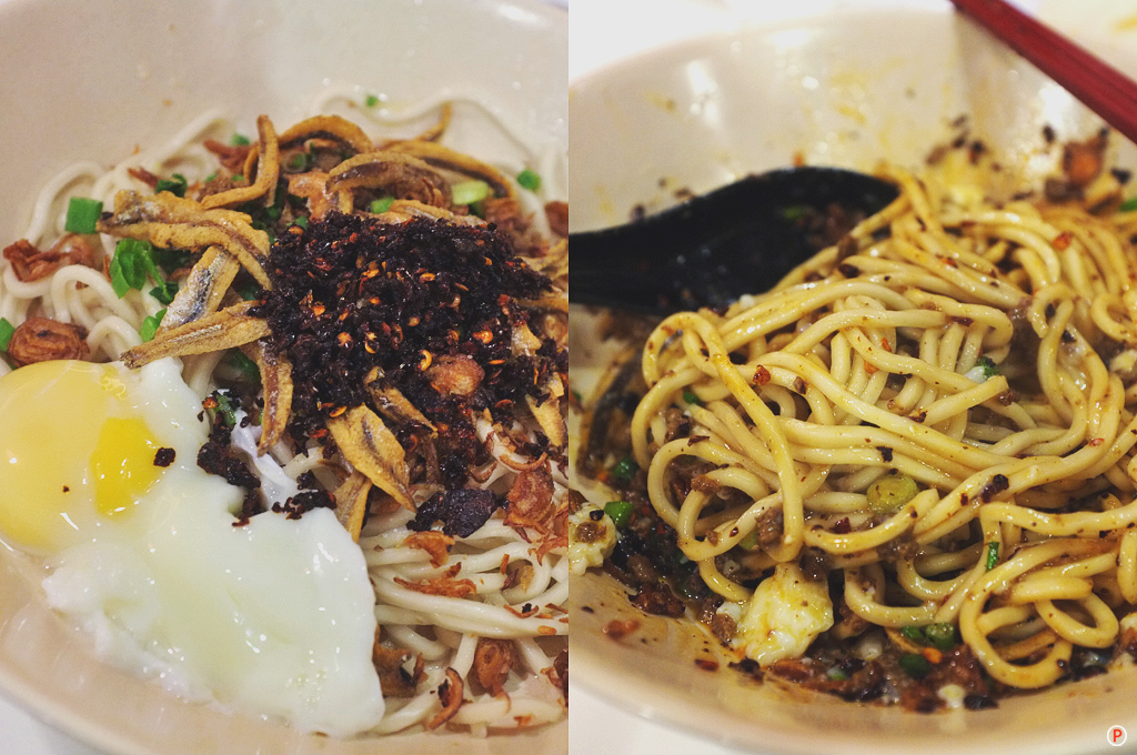 Restoran Kin Kin Chilli Pan Mee