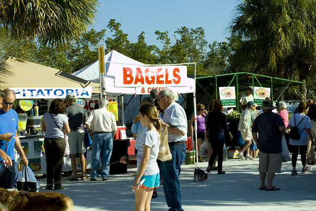 Sanibel Farmer's Market 7