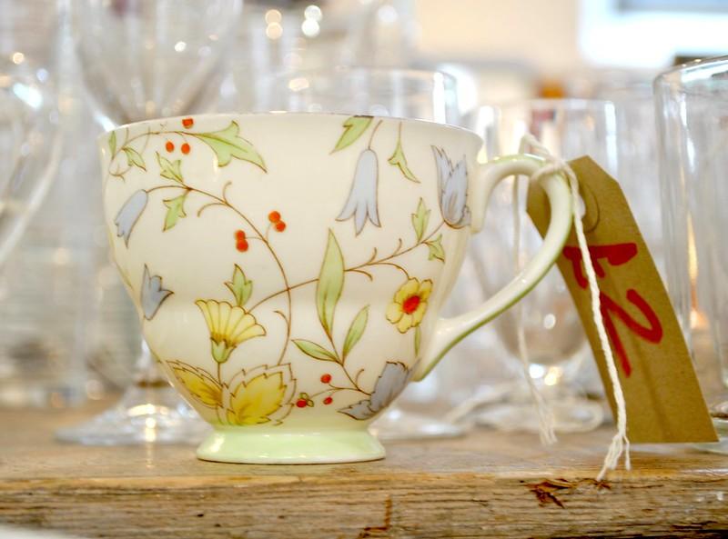 tea cup @Emmaus, Brighton