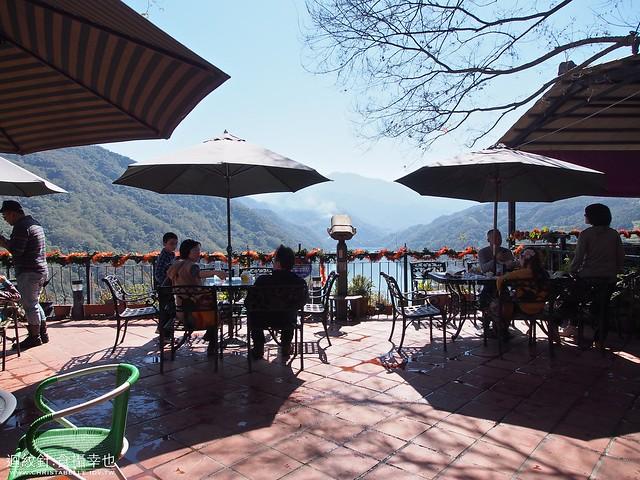 台中霧社塔洛灣景觀餐廳