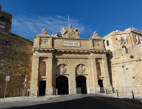 Victoria Gate Valletta