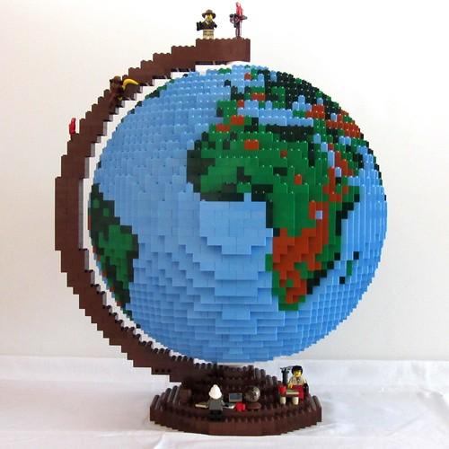 dirks LEGO globe � 03