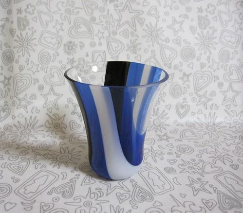 ダンディなグラス(ブルー)A by Poran111