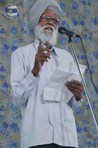 Poem by Karnail singh Azia