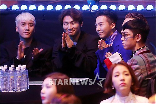 Big Bang - The 5th Gaon Char K-Pop Awards - 17feb2016 - Starnews - 01