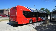 WMATA Metrobus 2016 New Flyer Xcelsior XDE40 #7387