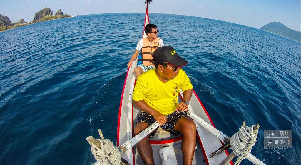 拼板舟體驗1