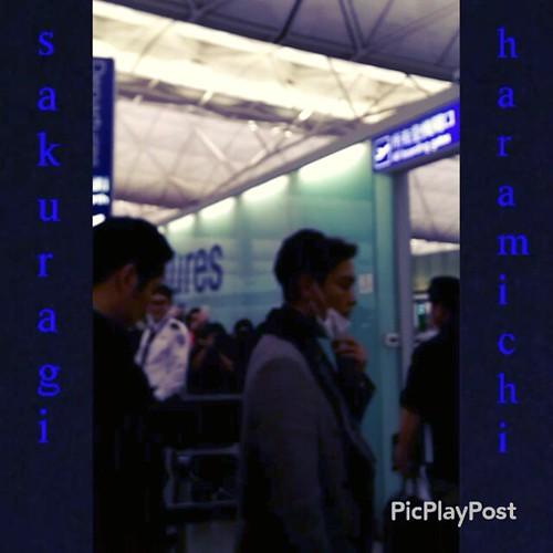 TOP - Hong Kong Airport - 15mar2015 - sakuragi_haramichi - 03