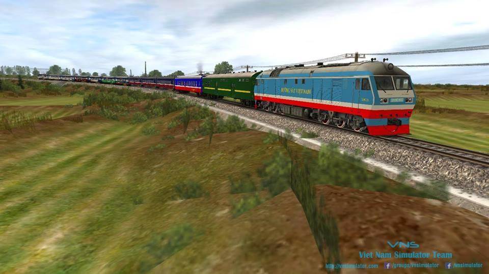 Download game train simulator 2009