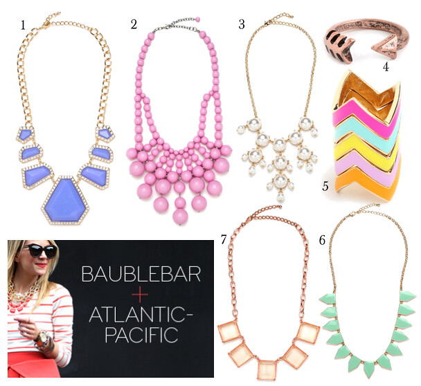 OBSESSION : Atlantic Pacific + BaubleBar Collaboration