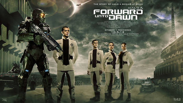 EB Expo 2012 Interview: Tom Green as Thomas Lasky (Halo 4: Forward Unto Dawn)