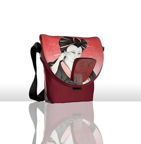 Bolso Geisha Espejo 3