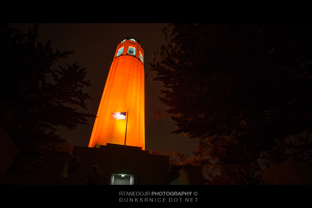 Ciot Tower, San Francisco.