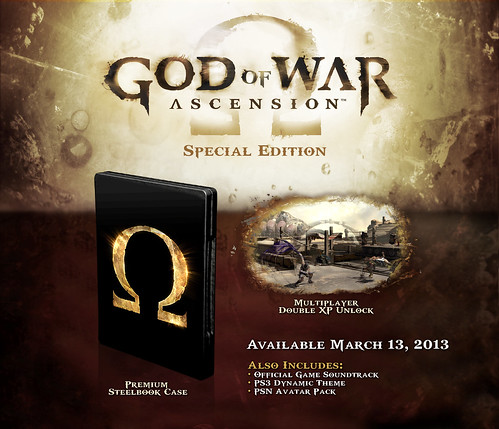 God Of War - Special Edition