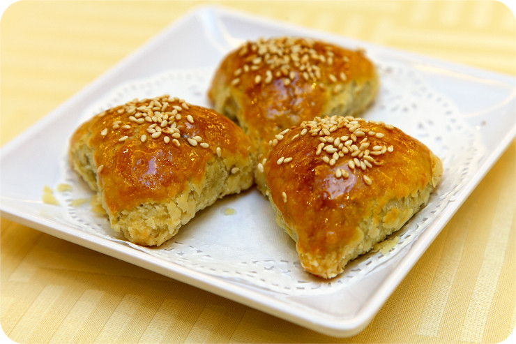 Baked-BBQ-Pork-Pastry