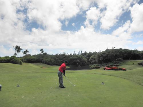 Kauai Lagoon Golf Club 222