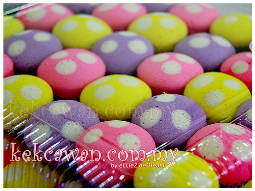 Colourful Apam Polkadot