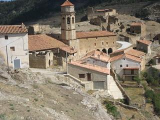 Cañada de Benatanduz, cerca de Villarluengo.