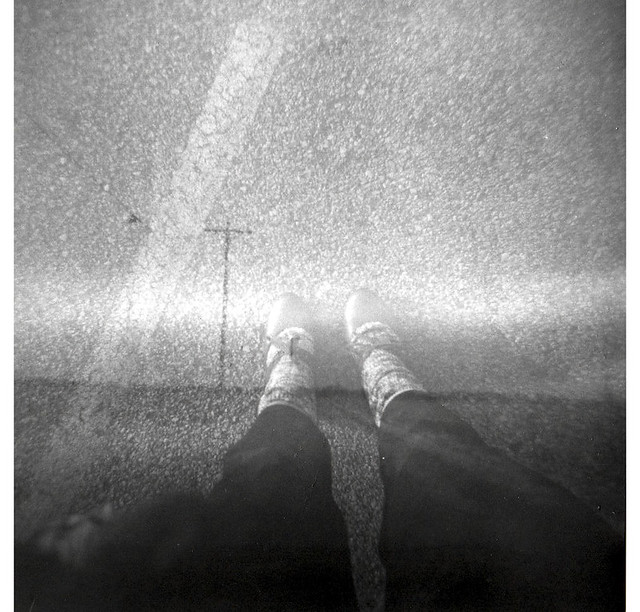 Double Exposure, Holga