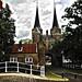 Delft door