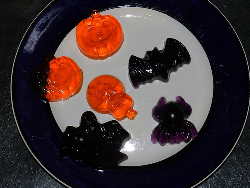 Halloween Jell-O Review