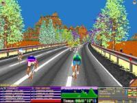 juego de carrera de bicicletas
