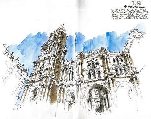 Málaga, cathedral