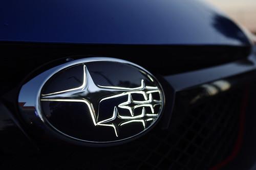 Led Subaru Emblem Nasioc