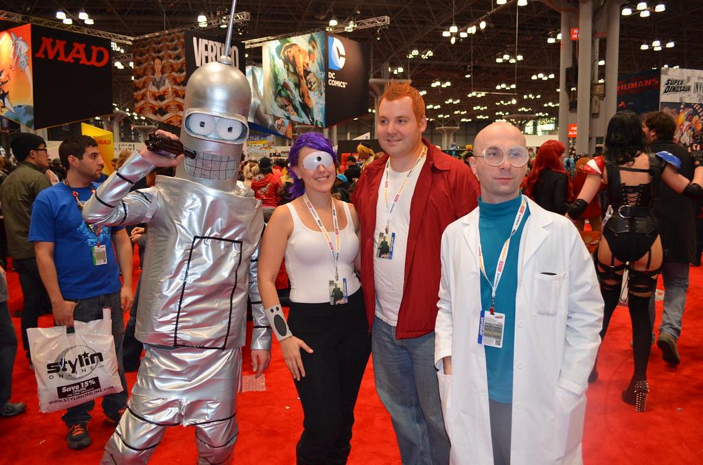 Futurama cosplay