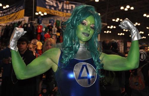 She Hulk!