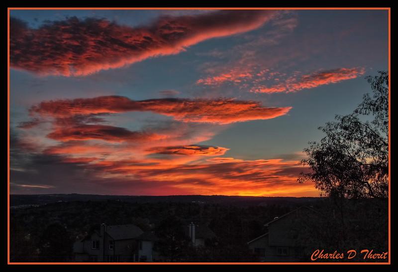 Colorado Springs Sunrise