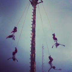 #mazamitla #fly #nice #beautiful voladores de cuetzala
