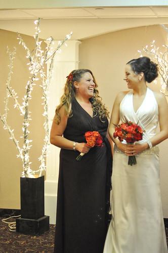 Kim Bridal with Lanee