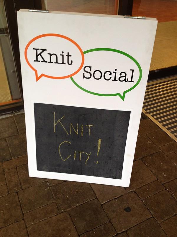 Knit City!