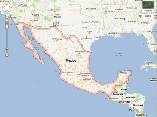 Gulf coast neighbors: Mexico and Louisiana by trudeau