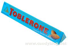 Toblerone Crunchy Salted Almond