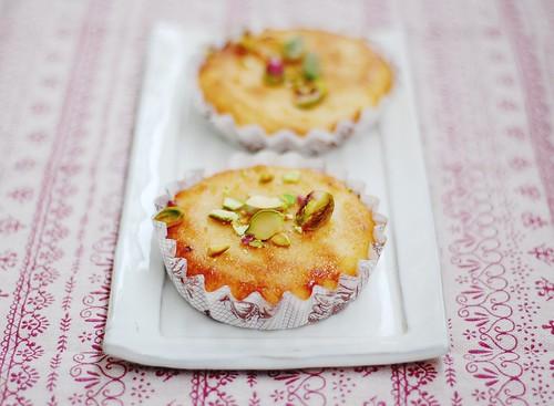 lemon cakes!